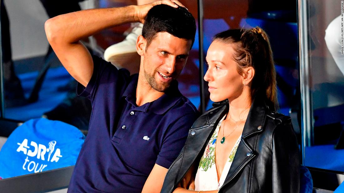 Tennis fiasco: A week to forget for Novak Djokovic