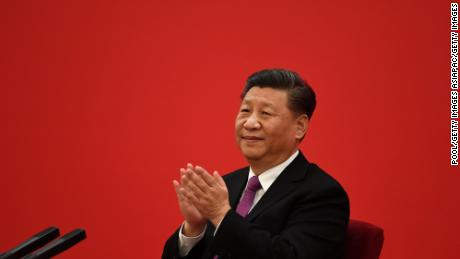 Chinese President Xi Jinping seen during a meeting in December 2019. Xi has advanced an increasingly nationalist policy as China's leader.