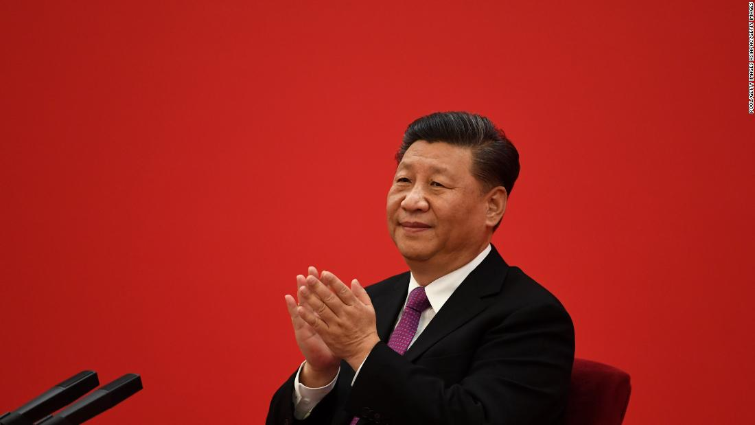 China's Xi says Xinjiang policies 'completely correct' amid growing international criticism