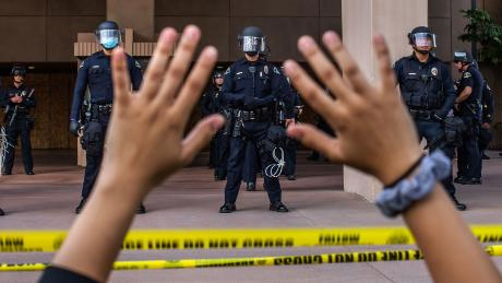 After weeks of protests, meaningful police reform appears unlikely
