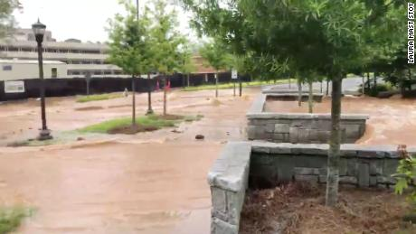 A water main break on the Georgia Tech campus Saturday led to outages and a boil water advisory in Atlanta.