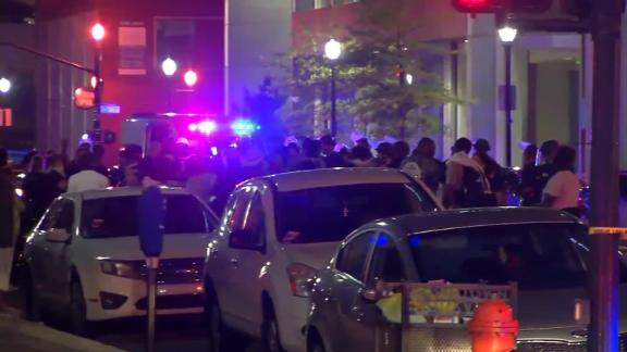 A man was fatally shot at a Louisville park during protests over ...
