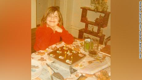 Kelly Ann Prosser, who went missing in 1982.