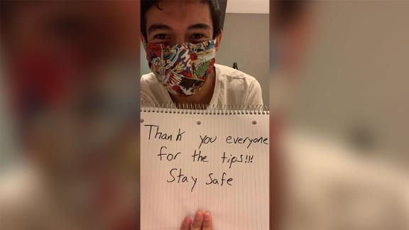 Image for A Starbucks barista received nearly $80,000 in tips after being singled out for refusing to serve a customer not wearing a mask
