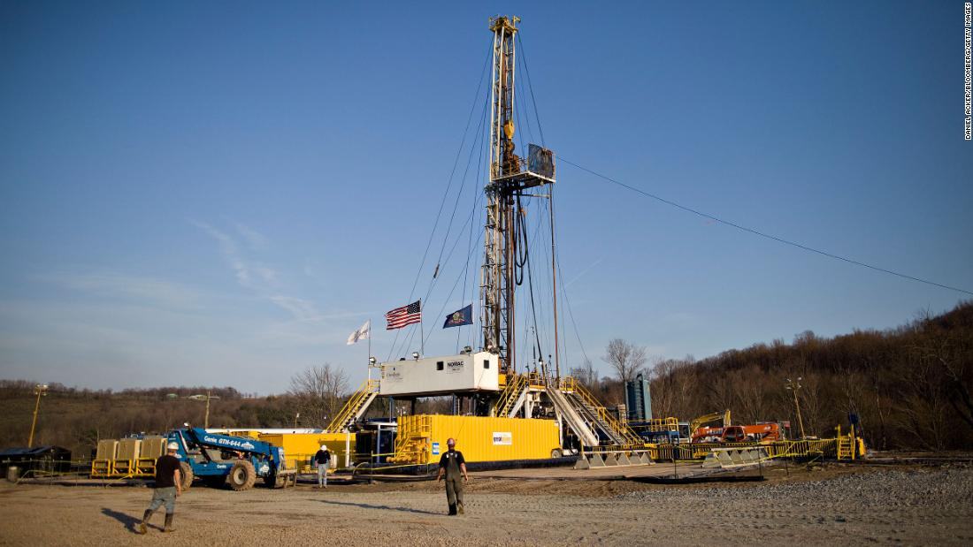 Fracking pioneer Chesapeake Energy is filing for Chapter 11 bankruptcy