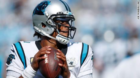 Former NFL MVP Cam Newton has signed with the New England Patriots