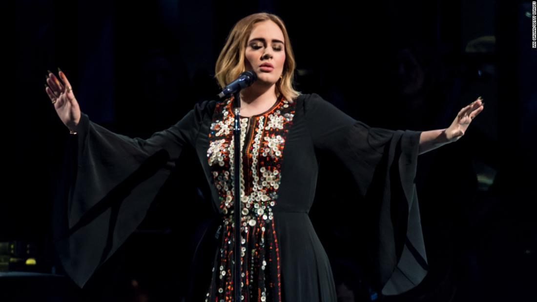 Photo of Adele needs you to calm down about a new album | Lisa Respers France, CNN
