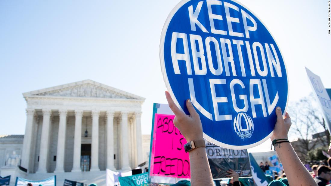This could be the case that takes down Roe v. Wade