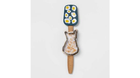 Cravings by Chrissy Teigen Spatula with Cookie Cutter