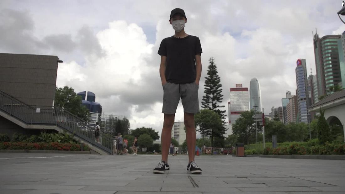 This Hong Konger is thinking of leaving. Hear why.