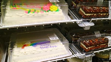 Costco has stopped selling his half-sheet cakes.