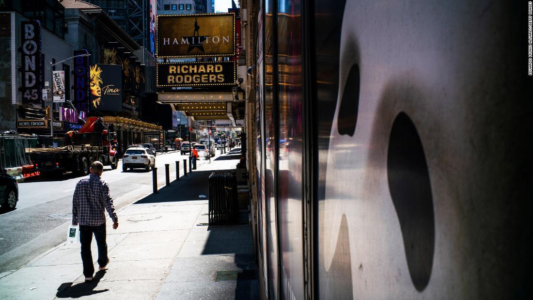Broadway sẽ vẫn còn tối cho phần còn lại của năm