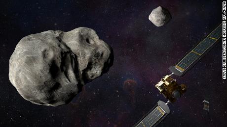 Dia Internacional do Asteróide: Um olhar sobre a primeira missão de defesa planetária da NASA