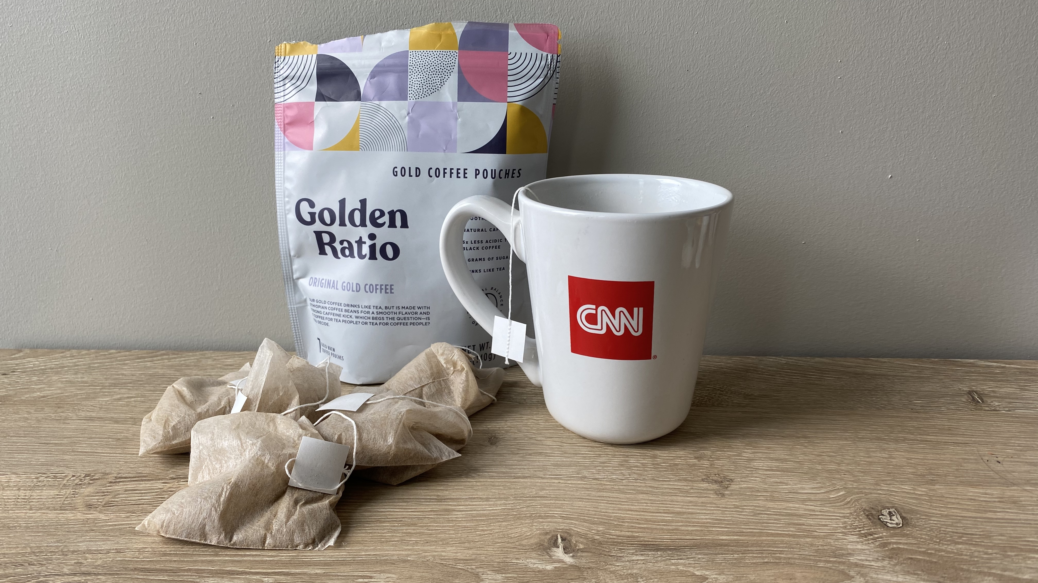 We tried gold coffee and loved its unexpected flavor