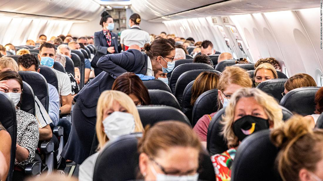Middle Seats And Packed Planes Are Coming Back To Us Airlines Cnn,Small Powder Room Sinks