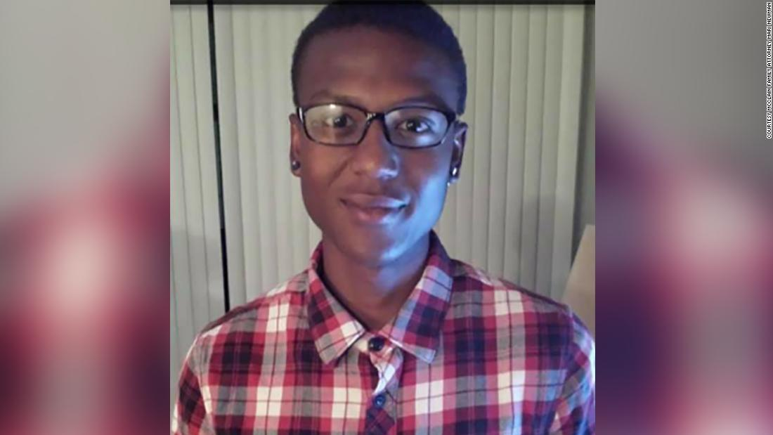 The FBI has been reviewing Elijah McClain's death since last year