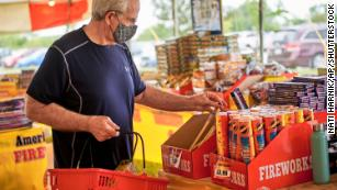 Fireworks at home: Risks and safer alternatives, as sales skyrocket
