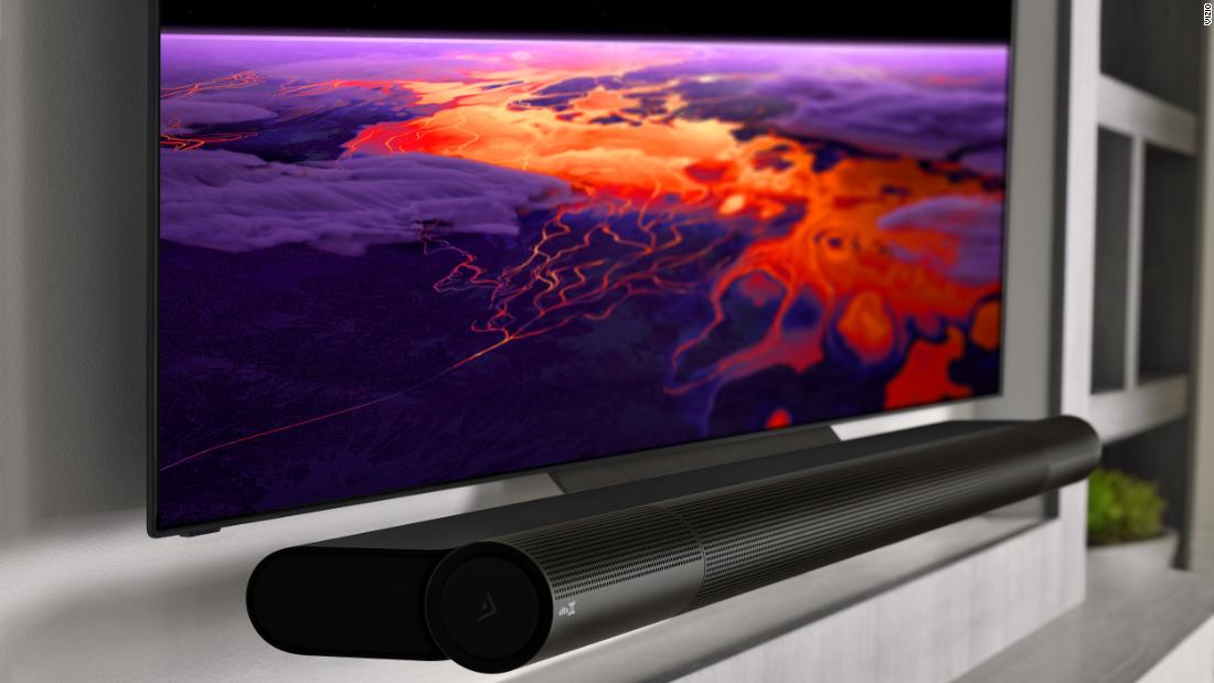 Vizio's 2021 lineup launches today, with its first OLED TV and Elevate soundbar arriving this fall