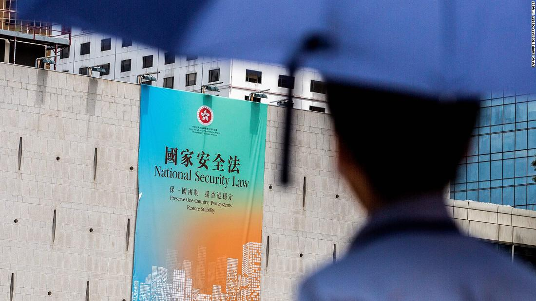China passes sweeping Hong Kong national security law: report thumbnail