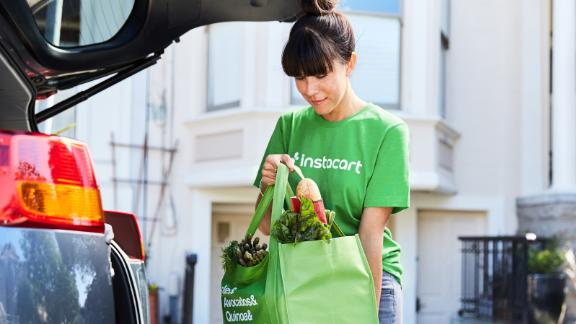 Get up to $50 off an Instacart Express membership by Sept. 30 with the Chase Sapphire Reserve.