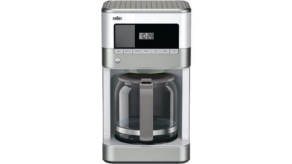 Braun BrewSense Drip Coffee Maker