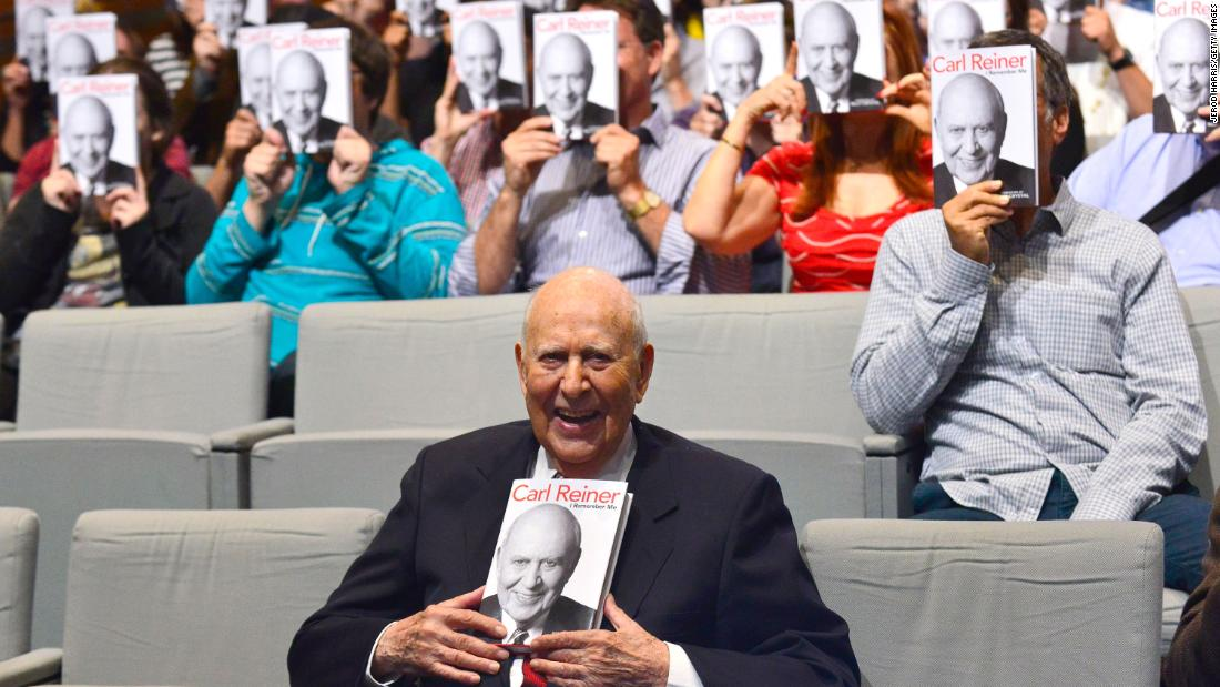 These are Carl Reiner's biggest movies and tv shows