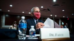 Fauci tells Senate new coronavirus cases could rise to 100,000 a day 1