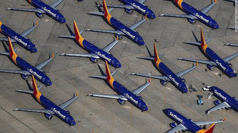 House report blasts Boeing for its handling of 737 Max program