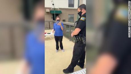 Hotel employee calls police on Black family using the pool as guests