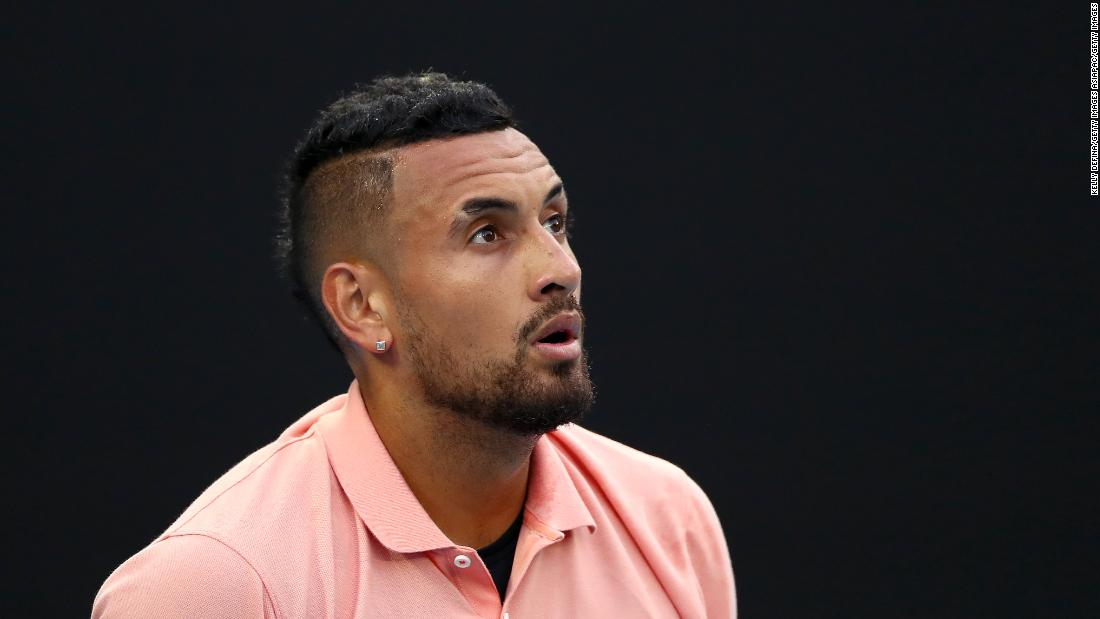 Nick Kyrgios feels 'safe' ahead of the Australian Open as he credits the country for its Covid-19 response