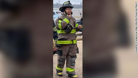 Volunteer firefighter Arlydia Bufford was shot in the head while out for dinner with coworkers on June 22.