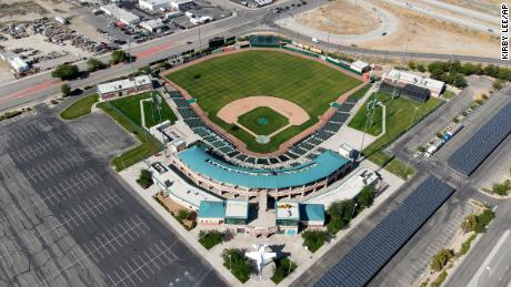 The Lancaster Municipal Stadium is the home of the Lancaster JetHawks of the California League, the Class A-Advanced minor league baseball affiliate of the Colorado Rockies. MLB has informed Minor League Baseball that its affiliated Minor League teams will not be provided with players in 2020.