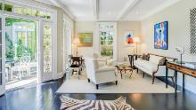 This home in Bridgehampton, New York, listed at $5,400,000, sold for $4,626,000 in June.
