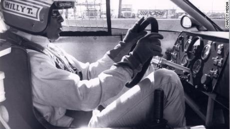 Willy T. Ribbs è stato il primo pilota nero a provare un'auto di Formula 1 e gareggiare in Indy 500 (Courtesy: Chassy Media)