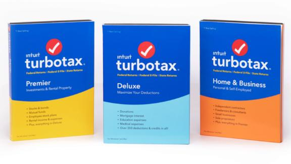 TurboTax is our pick for the best overall tax software program.