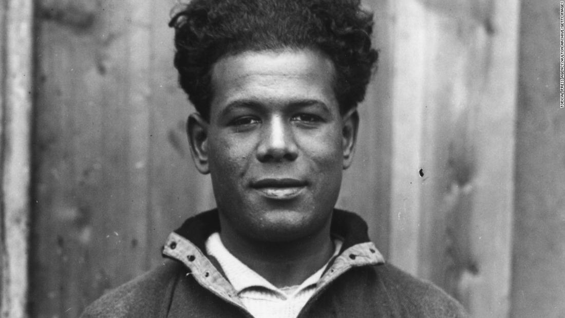 Statue campaign launched for pioneering Black footballer Jack Leslie
