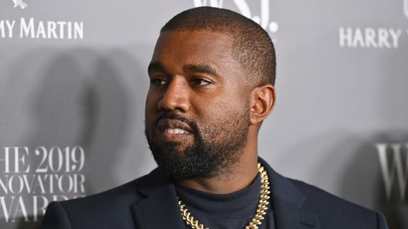 Image for Kanye West says he's running for president. But he hasn't actually taken any steps