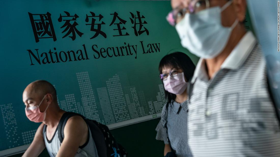 Hong Kong's national security law is finally here, and it could change the city forever