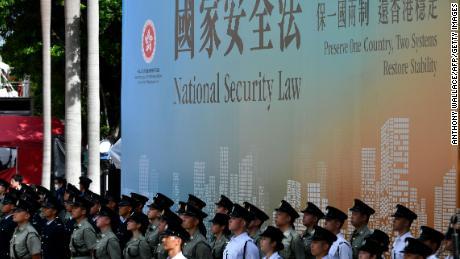 Senato Çin'i Hong Kong üzerinden cezalandırmak için son yaptırım tasarısını onayladı