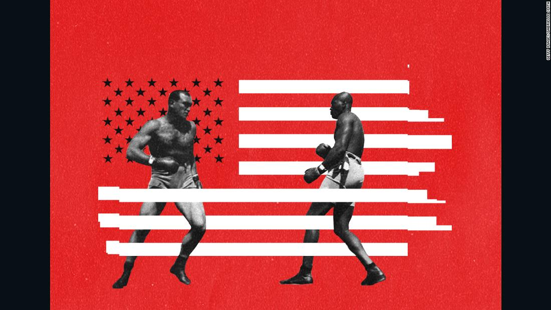When a Black heavyweight boxer's victory terrified a US President