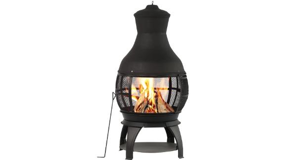 Bali Outdoors Chimenea