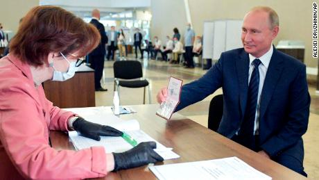 Some Russian Voters Back A Ploy By Putin To Rule Until 2036 Cnn Video