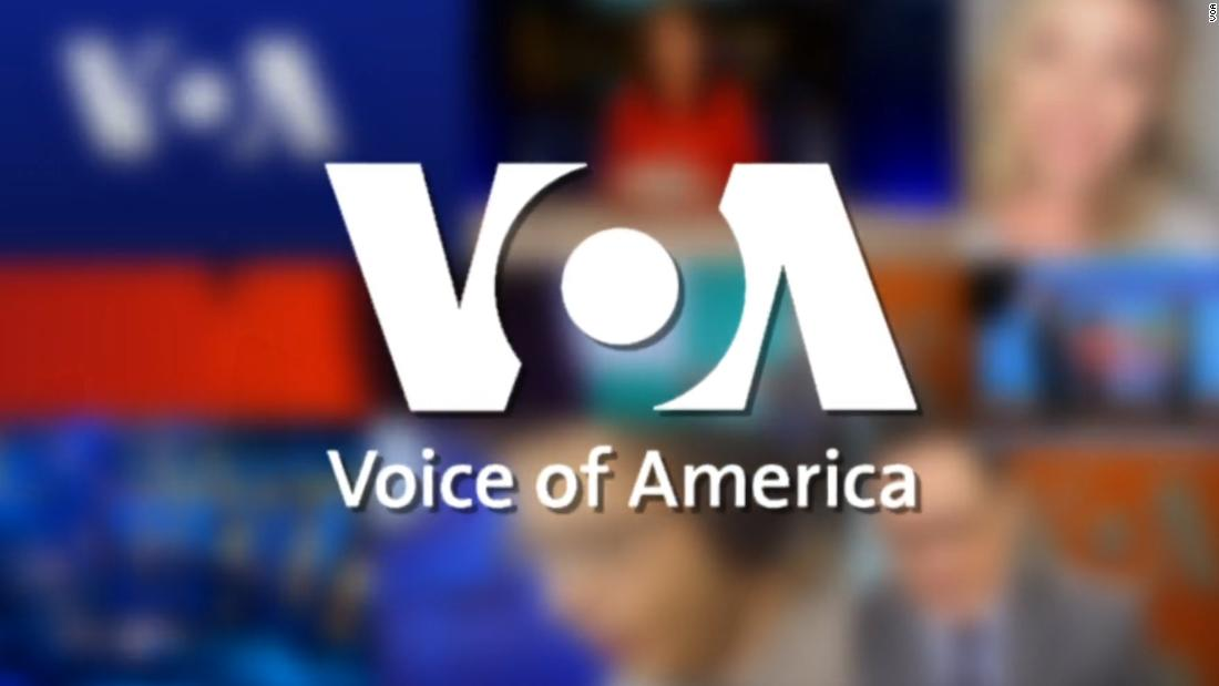 Judge rules Voice of America head curbed First Amendment rights of its journalists