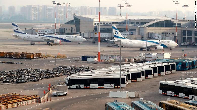 US files complaint with Israel over unfair airline treatment for Tel Aviv flights