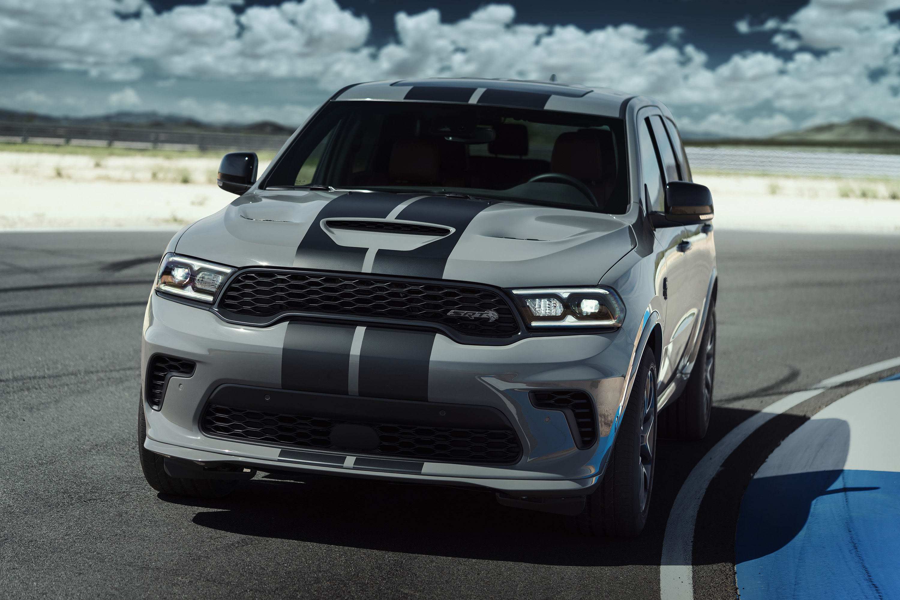 The Dodge Durango Srt Hellcat Is A Family Suv That Can Go 180 Mph Cnn