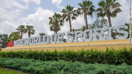 A shortened MLS season will be played this month at the ESPN Wide World of Sports complex in Florida.
