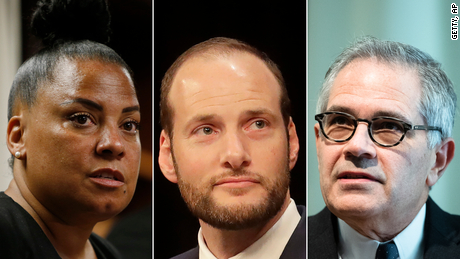 Suffolk County District Attorney Rachael Rollins, San Francisco District Attorney Chesa Boudin and Philadelphia District Attorney Larry Krasner join the Grassroots Law Project in forming Truth, Justice and Reconciliation Commissions in their respective cities.
