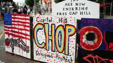 They envisioned a world without police. Inside Seattle's CHOP zone, protesters struggled to make it real