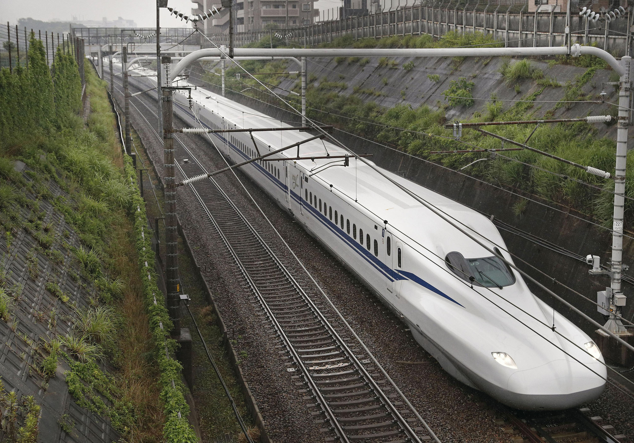 Japan launches new Shinkansen bullet train | CNN Travel