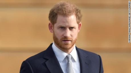 "Prince Harry apologized as ""not enough has been done to right the wrongs of the past."""